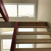 Customer_finished stairs